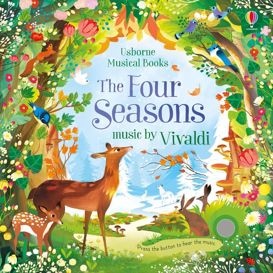 the four seasons music by vivaldi at usborne books at home