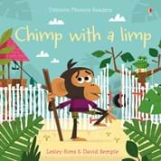 Chimp with a limp