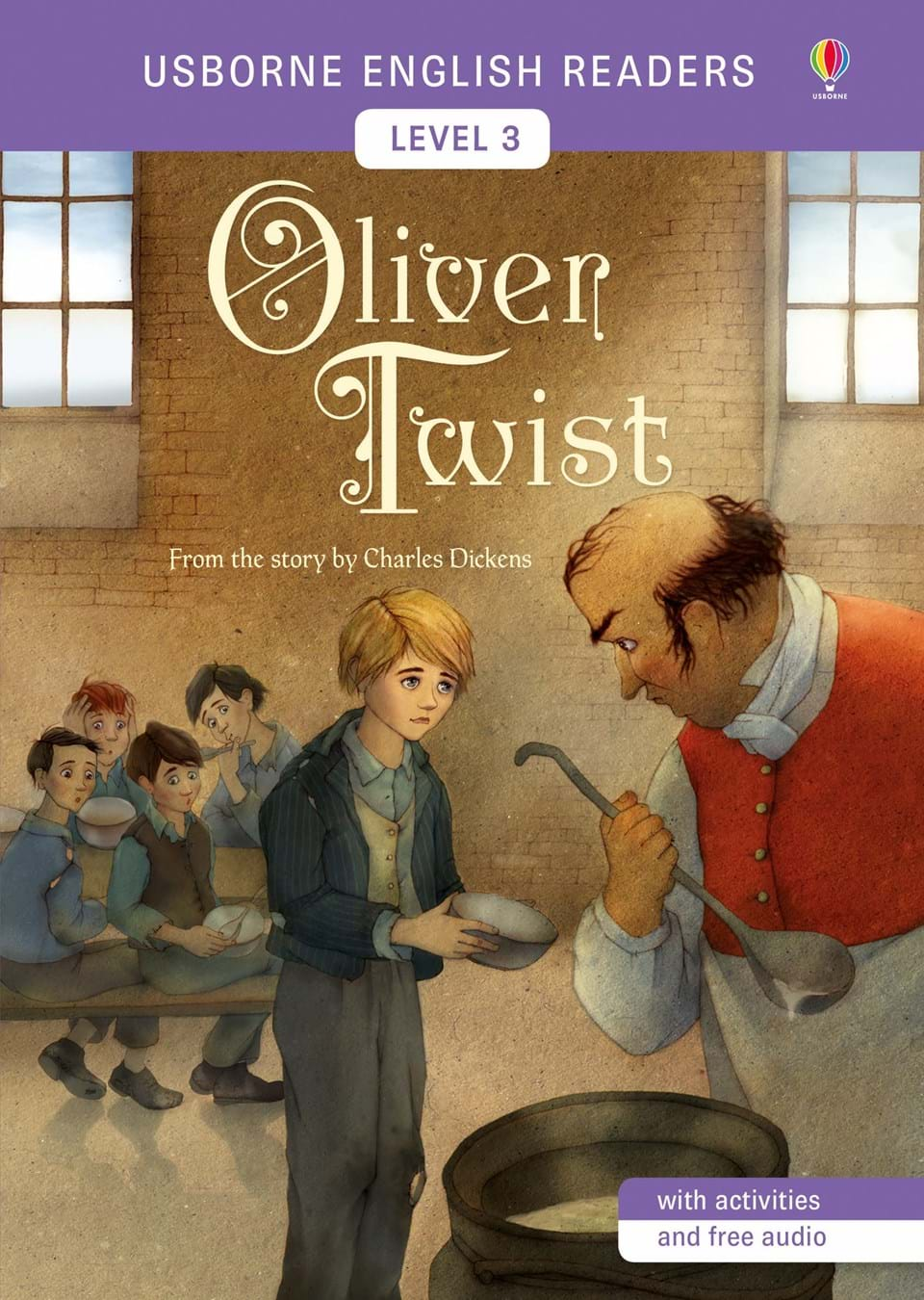 """Short Summary of """"Adventures of Oliver Twist"""" by Charles Dickens"""