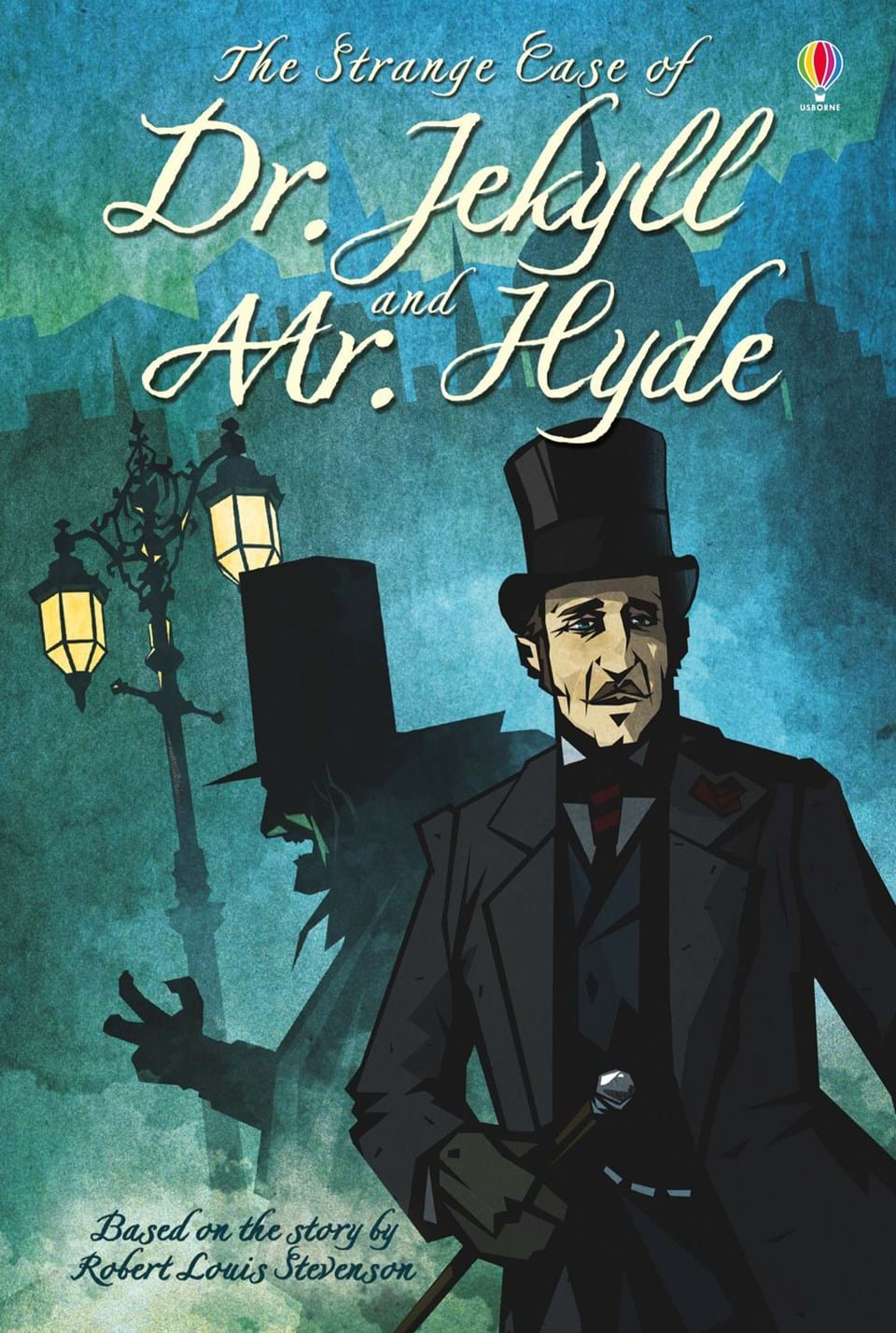 """The Strange Case of Dr. Jekyll and Mr. Hyde"" at Usborne"