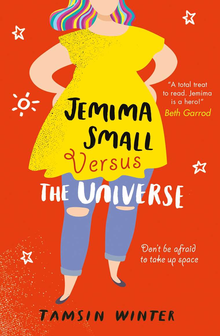 Image result for jemima small versus the universe