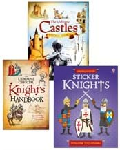 Knights and castles collection