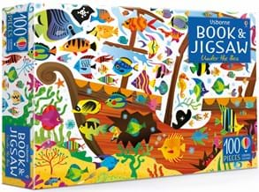 Under the sea jigsaw and picture book