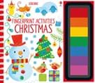 Fingerprint activities Christmas