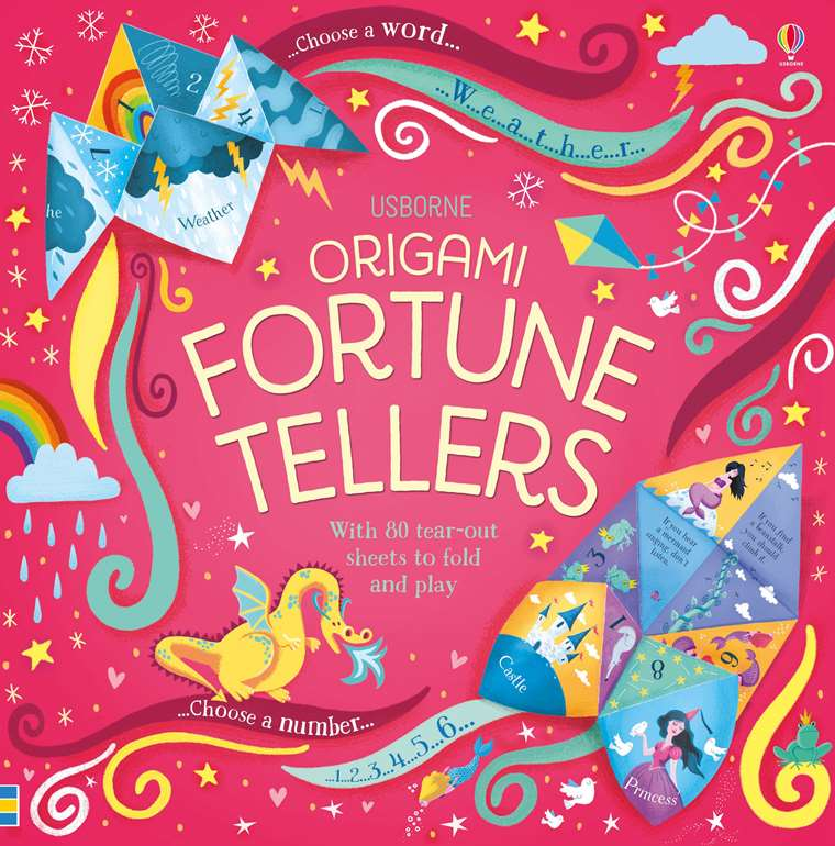 How to Make a Fortune Teller (Printable Diagram Included) + Cootie ... | 770x760
