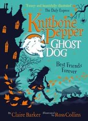 Knitbone Pepper Ghost Dog: Best Friends Forever
