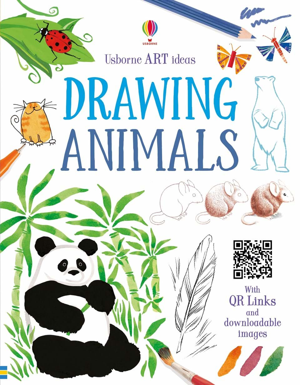 Drawing animals write a review