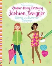Fashion designer Spring and Summer collection