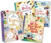The Usborne writing box