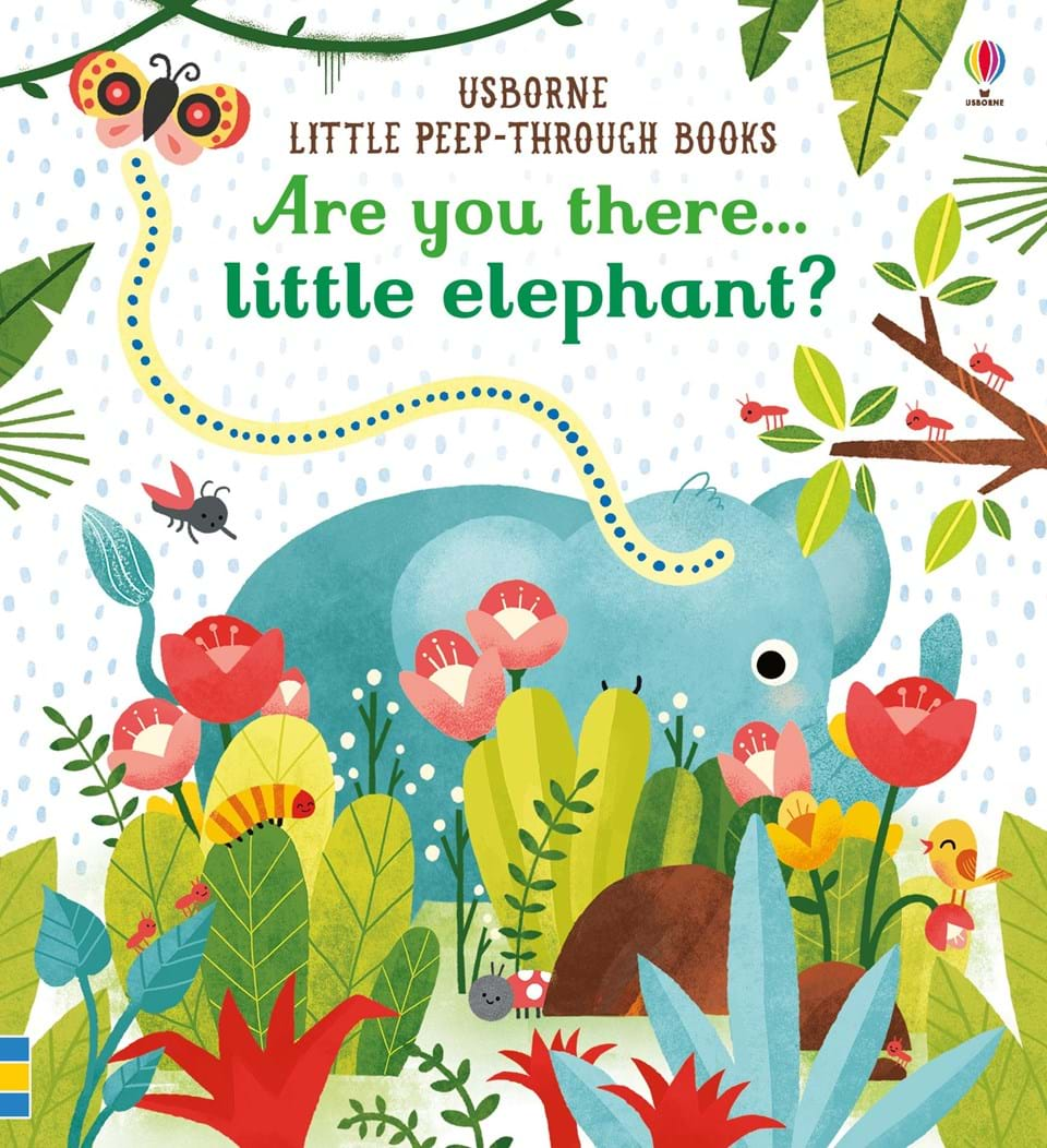 are you there little elephant at usborne children s books. Black Bedroom Furniture Sets. Home Design Ideas