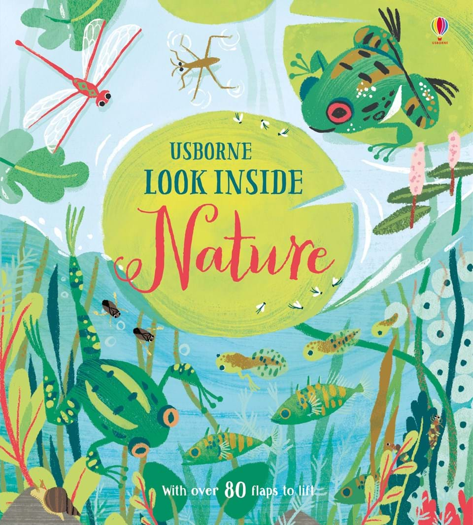 Look Inside Nature At Usborne Children S Books