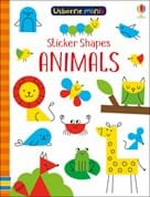 Sticker shapes animals