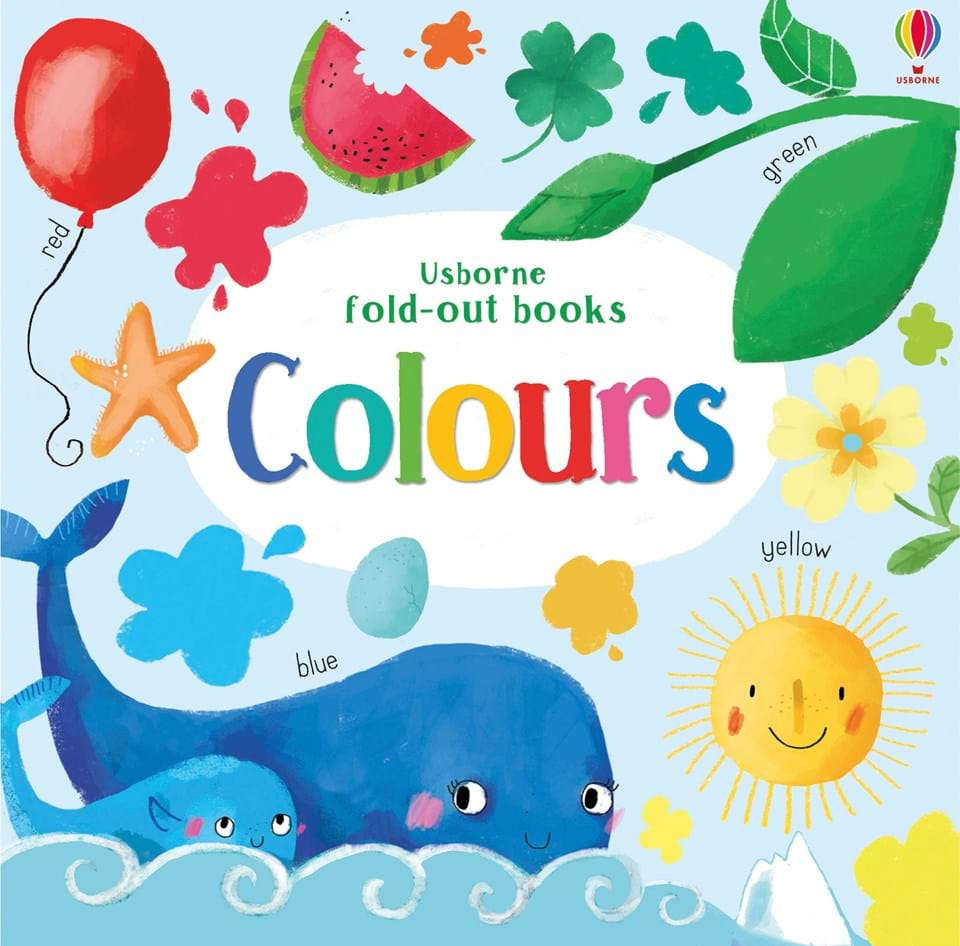"""Colours"""" at Usborne Books at Home"""