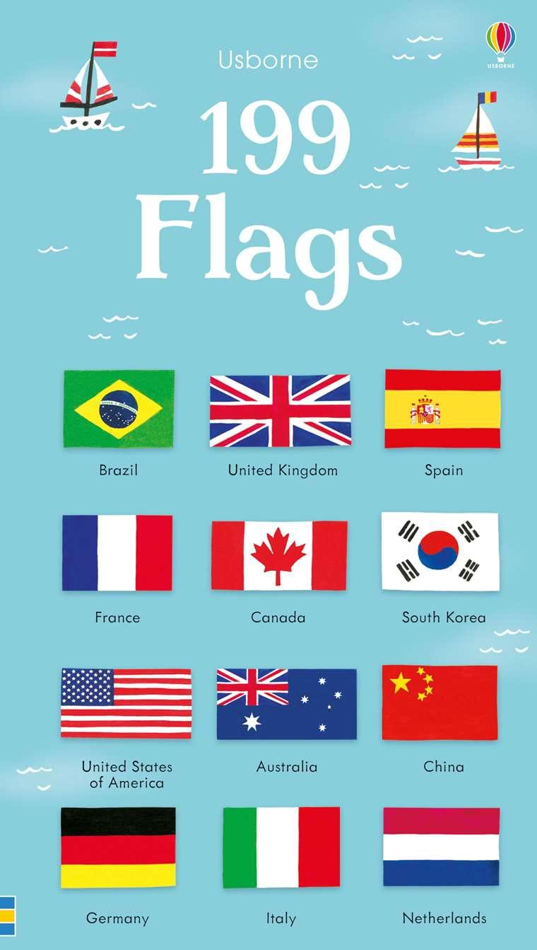 "199 Flags"" at Usborne Children's Books"