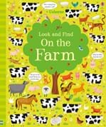 Look and find on the farm
