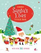 Santa's elves sticker book