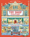 Doll's house sticker book: Toy shop