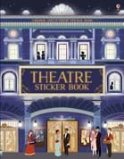Theatre sticker book
