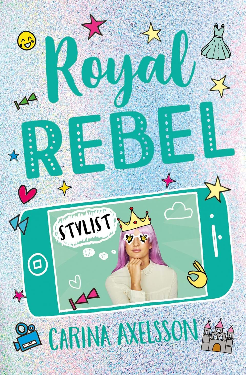 Royal Rebel Stylist At Usborne Books At Home