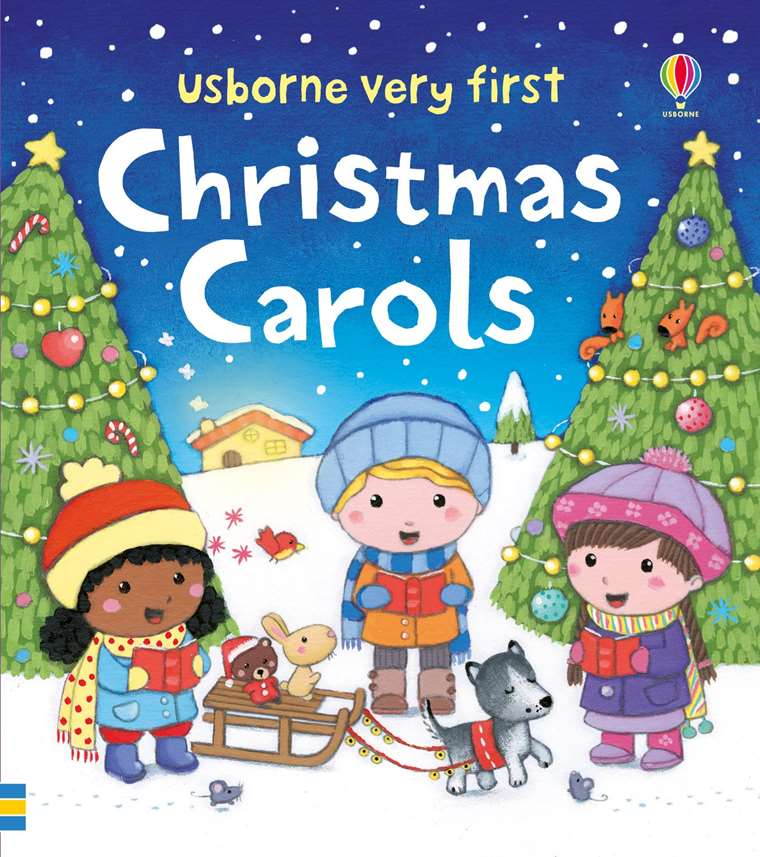 "Christmas carols"" at Usborne Children\'s Books"