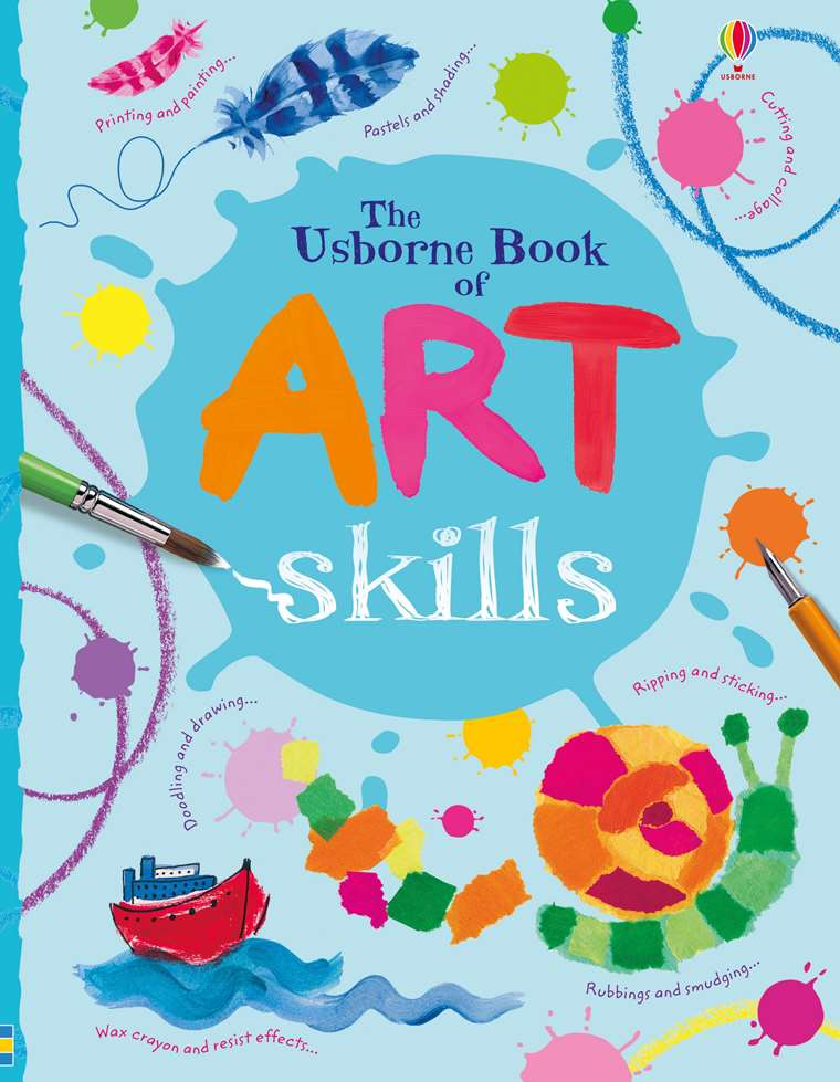 "Art skills"" at Usborne Children's Books"