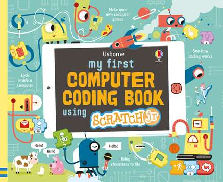 Childrens books for all ages usborne publishing the gingerbread man my first computer coding book using scratchjr fandeluxe Gallery