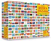 Flags of the world colouring book and jigsaw