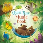 Quiet time music book