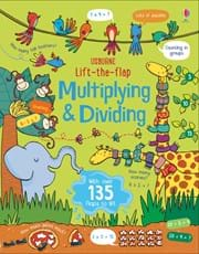 Lift the flap multiplying and dividing