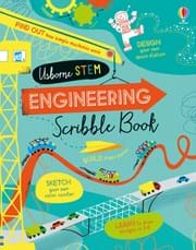 Engineering scribble book