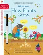 Wipe-Clean How Plants Grow 5-6