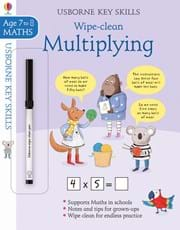 Wipe-Clean Multiplying 7-8
