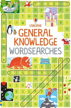 Puzzles, games and quizzes from Usborne Children's Books