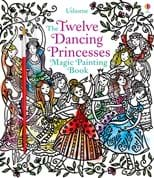Magic painting Twelve Dancing Princesses