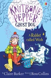 Knitbone Pepper Ghost Dog: A Rabbit Called Wish