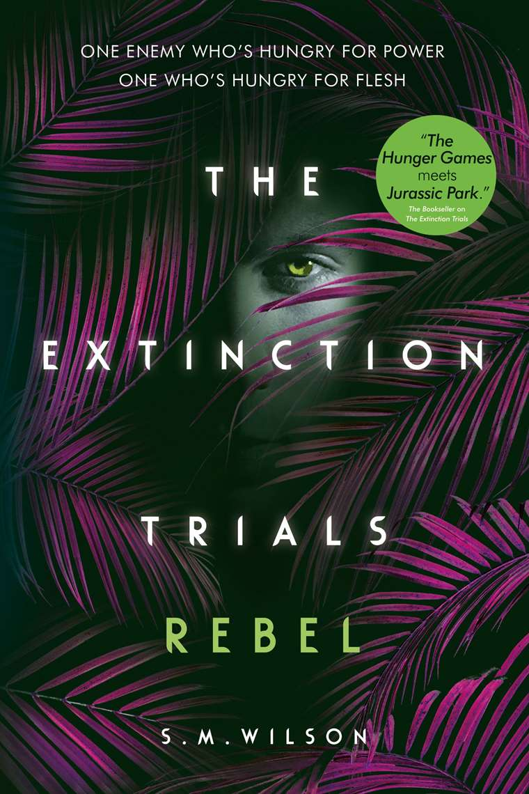 Image result for the extinction trials rebel