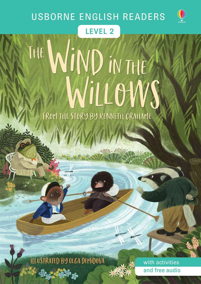 FREE! - The Wind in the Willows Page Borders (teacher made) | 1073x760