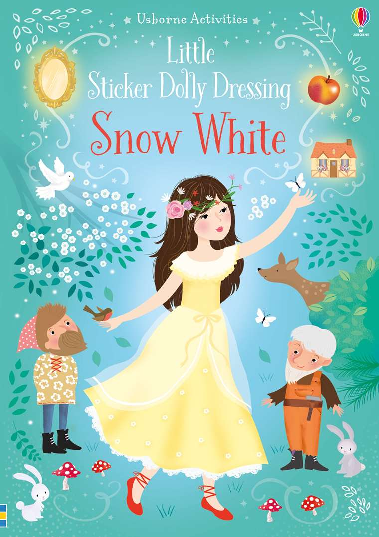 "Snow White"" at Usborne Children's Books"