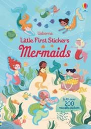 Little First Stickers Mermaids