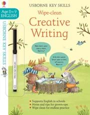 Wipe-Clean Creative Writing 8-9