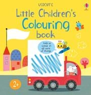 Little children's colouring book
