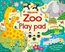 Zoo Play Pad