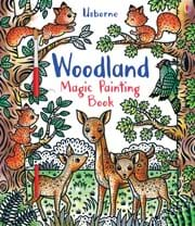 Woodland magic painting