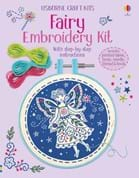 Embroidery Kit: Fairy