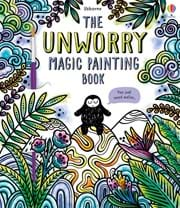 The Unworry Magic Painting Book