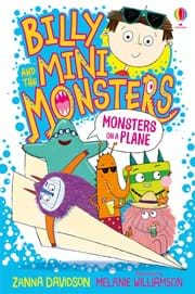 Billy and the Mini Monsters – Monsters on a Plane