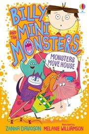 Monsters Move House