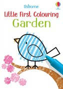 Little First Colouring Garden