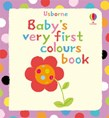 Baby's very first colours book