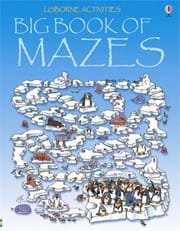 Big book of mazes